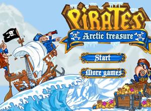 Pirates Arctic Treasure thumb